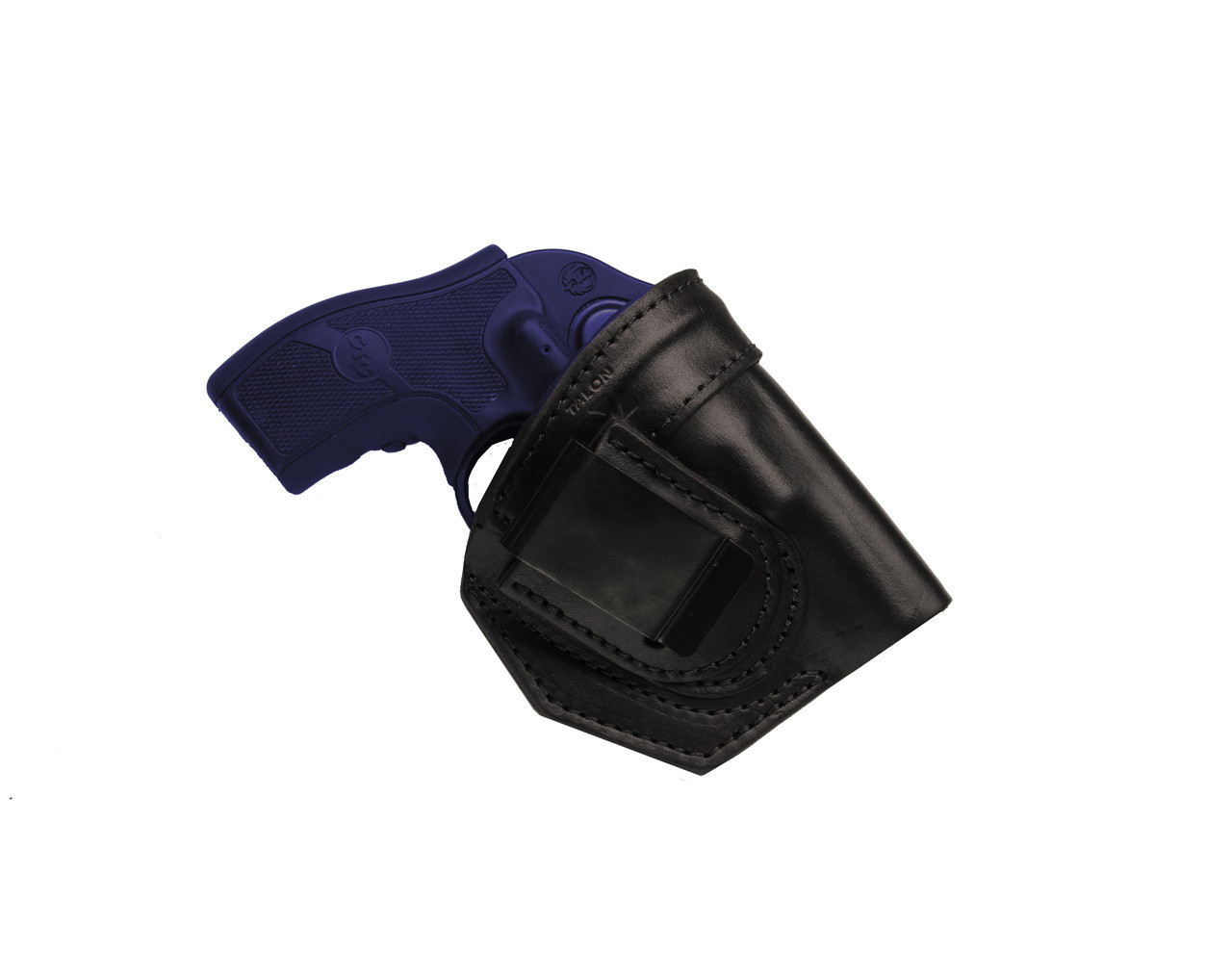 Talon Tuckable Ruger LCR-S&W Defender Revolver IWB Holster With Clip ...
