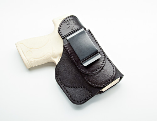 Talon Tuckable Sig Sauer P290 IWB Holster, right hand, brown