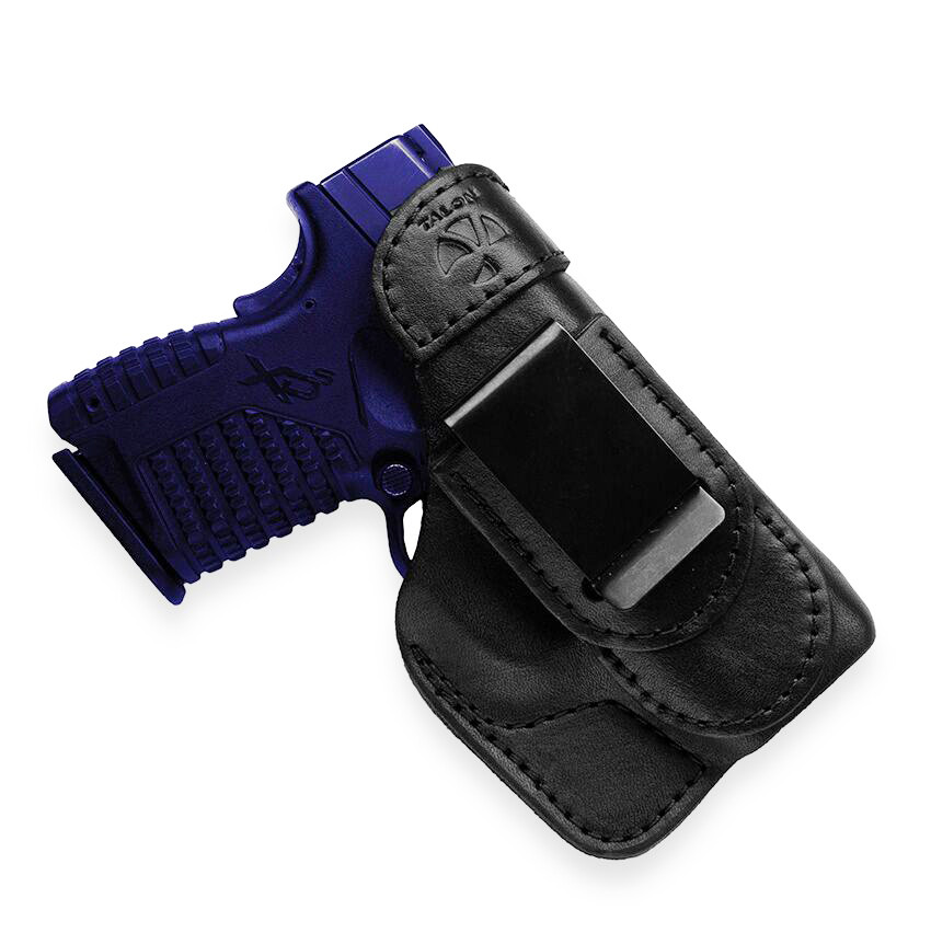 Talon Tuckable Springfield XDS-45, XDS-9 and SCCY CPX IWB Holster