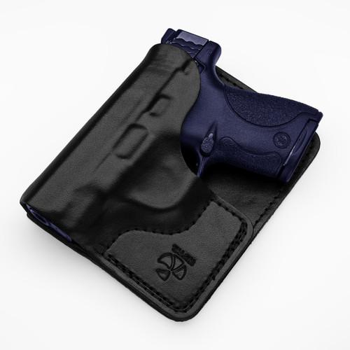 Shield Cargo Pocket Black Right hand