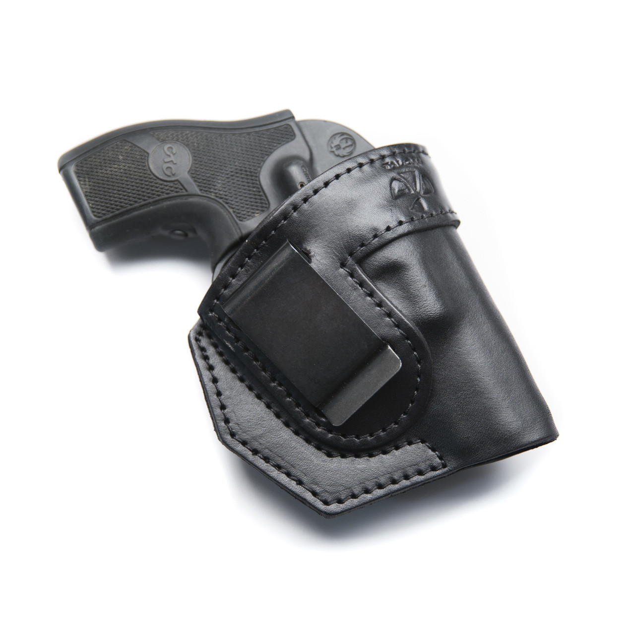 Talon Ruger LCR-S&W Defender Revolver IWB Holster With Clip