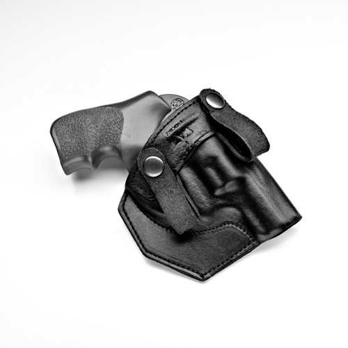 LCR IWB Black Right hand w/straps