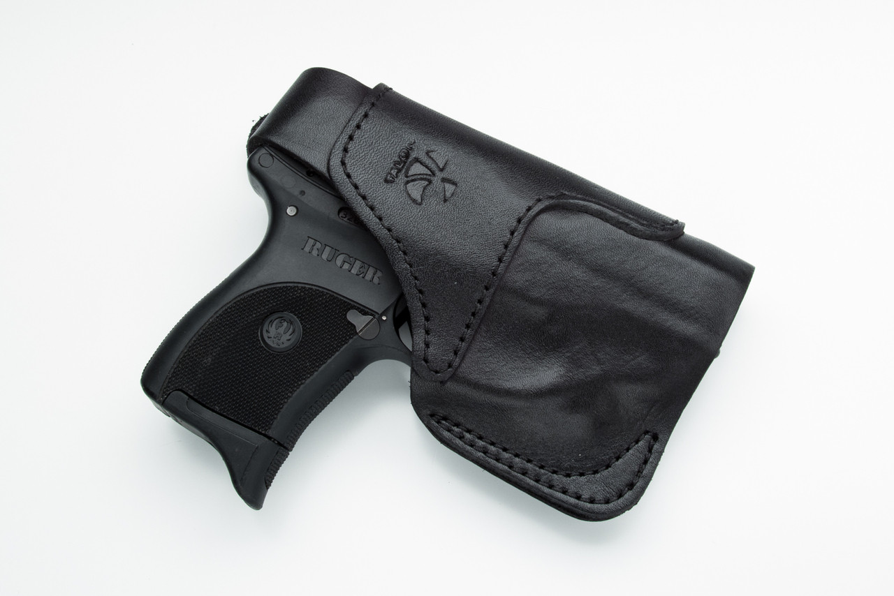 Talon Ruger LC9 Outside the Waistband Holster with Crimson Trace Laser