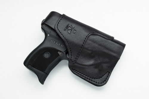 LC9 OWB Black Right hand w/CTL