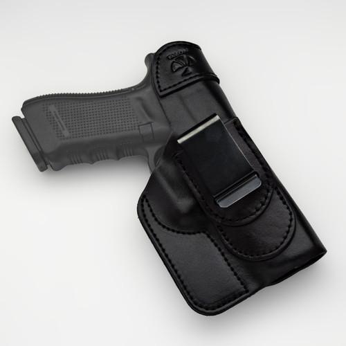 Talon Tuckable Glock 17 IWB Holster Right Hand Black