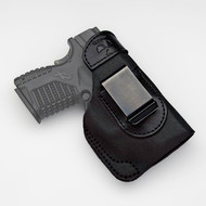 XDS IWB Black Right hand w/CTL