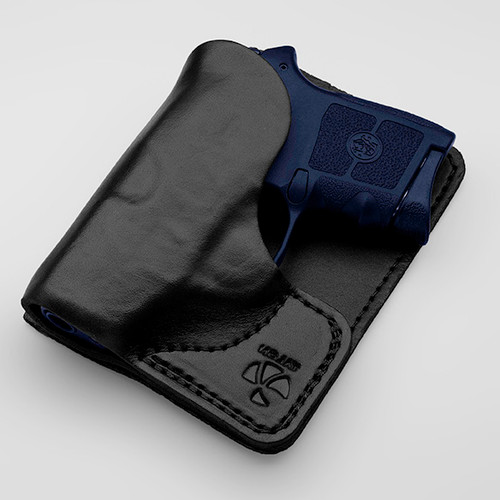 BG380 Wallet Black Right hand No laser