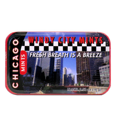 Chicago Mint Tin