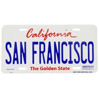 Musical San Francisco Cable Car Replica