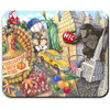 NYC Thanksgiving Day Parade Mousepad