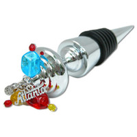Atlanta Wine Bottle Stopper