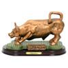 NYC Wall Street Bull Statue