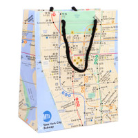 New York City Subway Gift Bag
