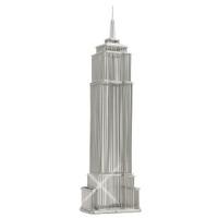 Empire State Building Replica Steel Wire Model Statue