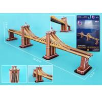 3D Brooklyn Bridge Puzzles