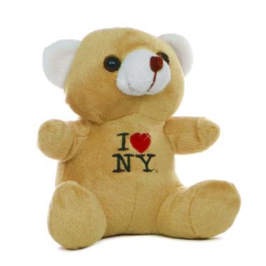 I Love NY Teddy Bear Plush toy bear for baby