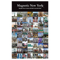 New York City Magnet Sheet
