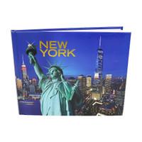 New York City Hard Cover Photo Book
