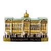 Glass London Buckingham Palace Christmas Ornament