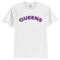 Collegiate NYC Queens T-Shirt
