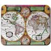 Vintage Antique World Map Mousepad