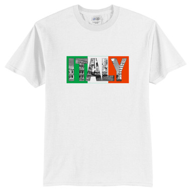 Italy Youth T-Shirt