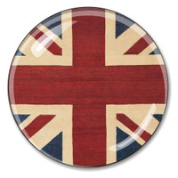 United Kingdom's Flag Union Jack Paperweight