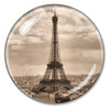 Crystal Eiffel Tower Paperweight