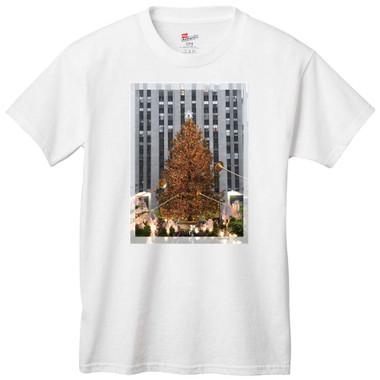 Rockefeller Center Christmas Tree T-Shirt