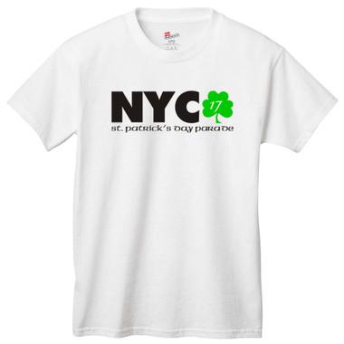 NYC St. Patrick's Day Parade