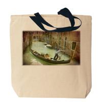 Venetian Gondolier Tote Bag