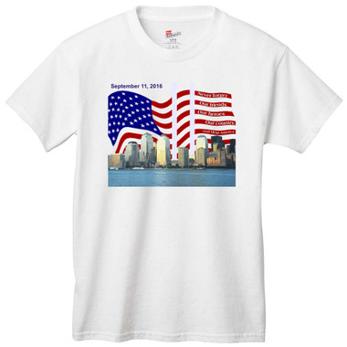Youth Anniversary World Trade Center T-Shirt