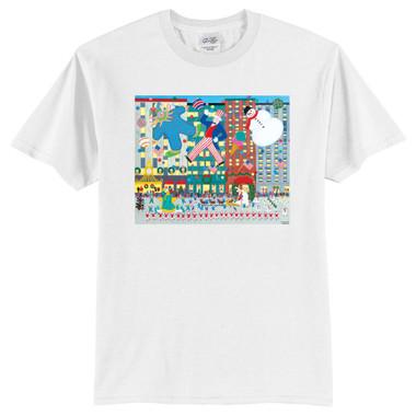 Art Scene Macy's Thanksgiving Day Parade T-Shirt