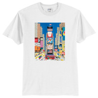 Art Scene Times Square T-Shirt