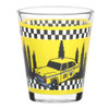 NYC Taxi Shot Glass
