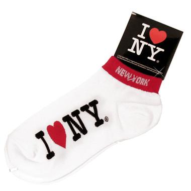 I Love NY Socks
