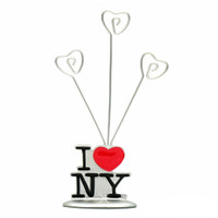 New York I Love NY Memo Clip
