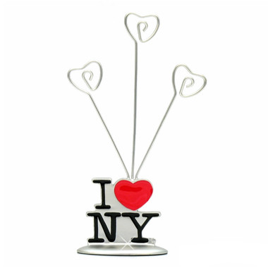 New York I Love NY Memo Clip