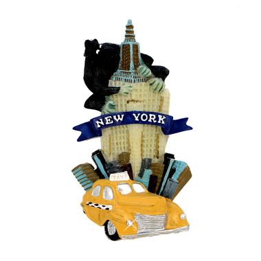 New York City Souvenir Magnet