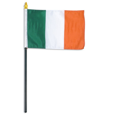 Mini Ireland Flag for Parties