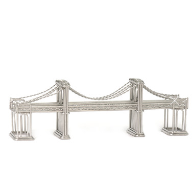Brooklyn Bridge Replica, Steel Model