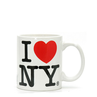 Mini I Love NY Mug, Espresso
