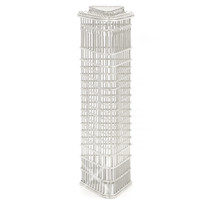 Flatiron Building Wire Model