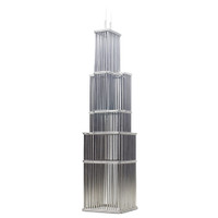Willis Tower Wire Model, Sears Tower Replica