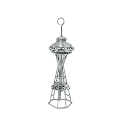 Seattle Space Needle Memo Clip