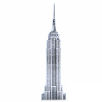Empire State Building Magnets Acrylic