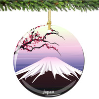 Japan Christmas Ornament