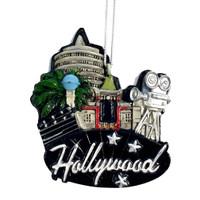 Hollywood Icons Christmas Ornament