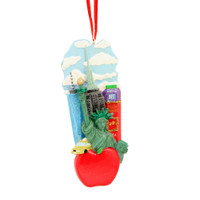 NYC Landmarks Ornament for Personalization