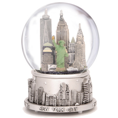 New York City Snow Globe